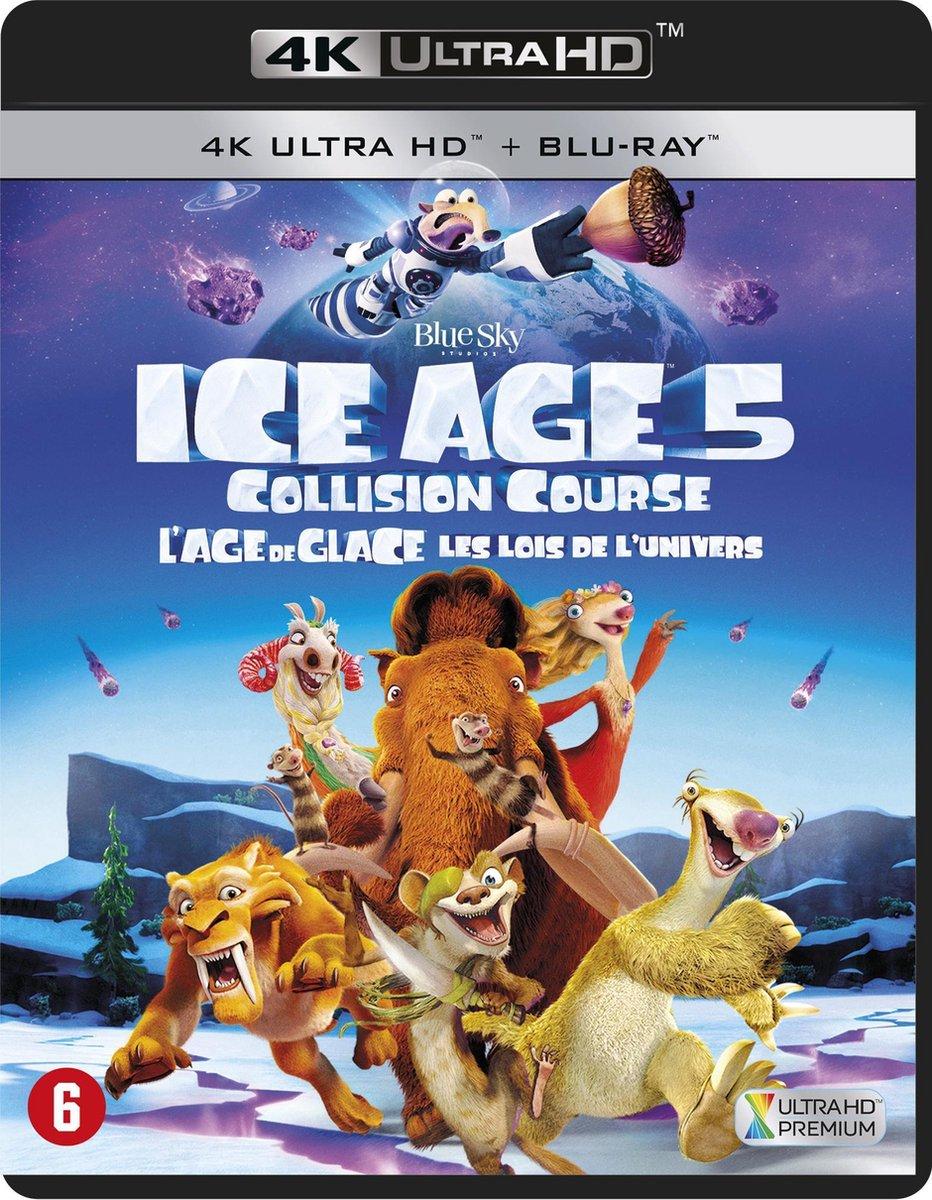 Ice Age: Collision Course (4K Ultra HD Blu-ray)-