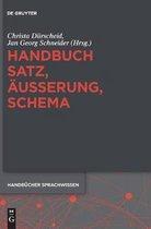 Handbuch Satz, AEusserung, Schema
