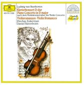 Piano Concerto D Major/Violin Romances