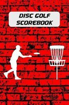 Disc Golf Scorebook