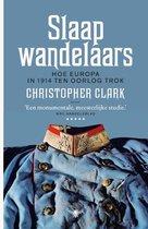 Boek cover Slaapwandelaars van Christopher Clark (Paperback)