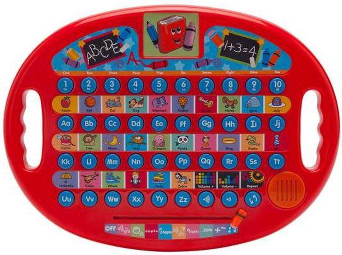 PlaySmart Phonics board - leer Engels- woorden tellen rekenen
