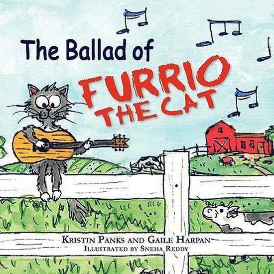 The Ballad of Furrio the Cat