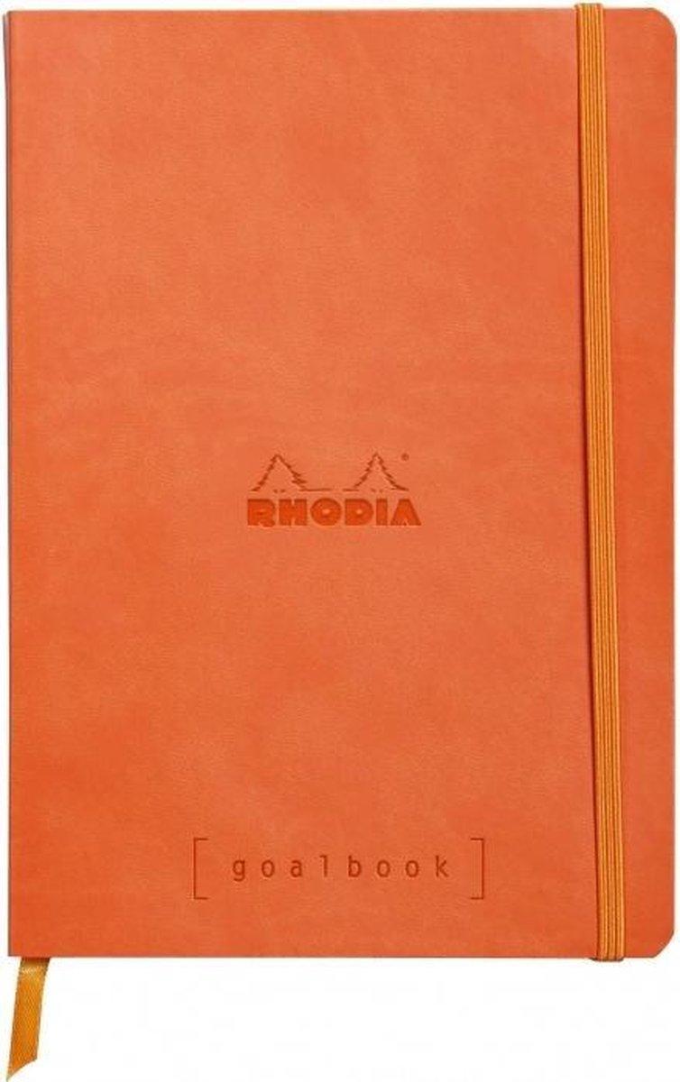 Rhodia Goalbook Bullet Journal A5 Tangerine