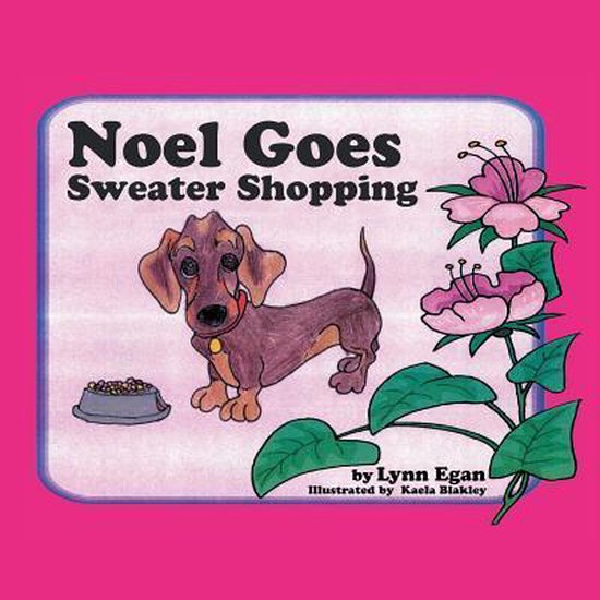 Noel Goes Sweater Shopping