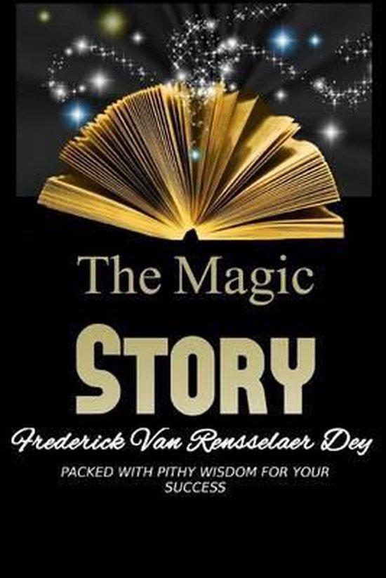 Boek cover The Magic Story van Frederick Van Rensselaer Dey (Paperback)