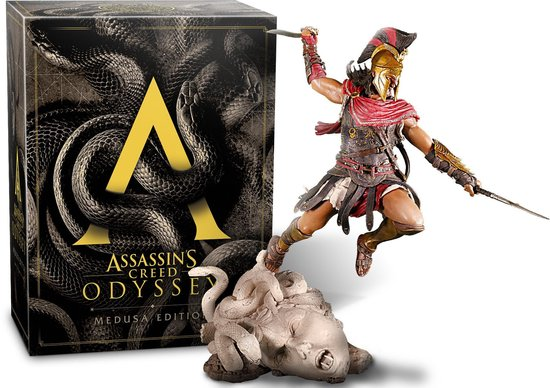 Assassin's Creed: Odyssey - Medusa Edition - PS4 - Ubisoft