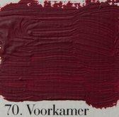 l' Authentique krijtverf, kleur 70 Voorkamer, 2.5 lit.