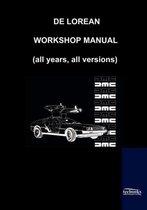 de Lorean Factory Workshop Manual