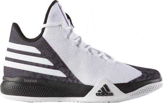 Adidas Basketbalschoenen Light Em Up Heren Zwart Mt 55 2/3