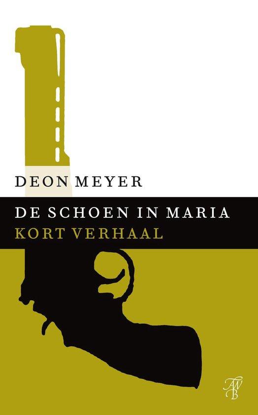 De schoen in Maria - Deon Meyer  