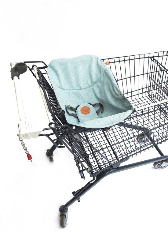 Poppiezz Baby Hangmat 2GO - Turquoise