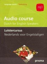 Prisma Luistercursus Nederlands voor Engelstaligen