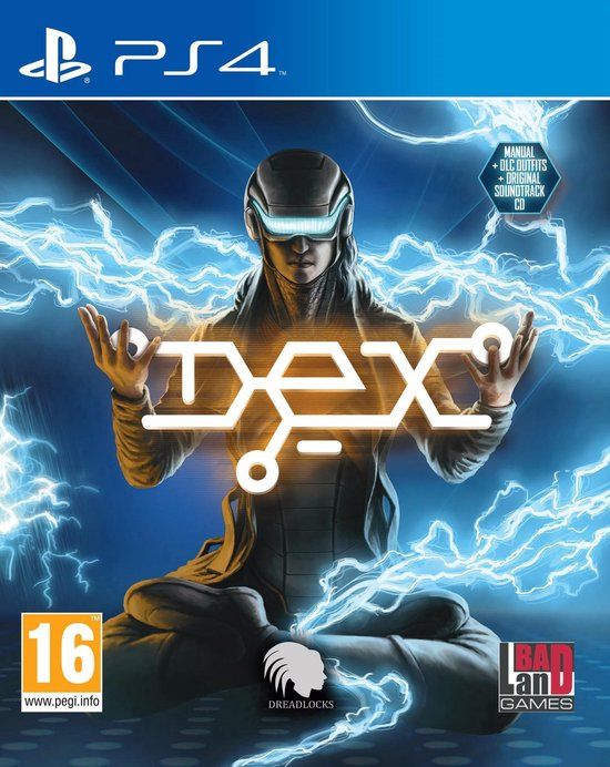 Dex  - Playstation 4