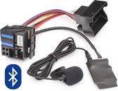 Mini Cooper One Cooper S Works Cabrio Bluetooth Audio AD2P Muziek Streaming module Carkit Microfoon Bellen Vlakke pin R50 R52 R53