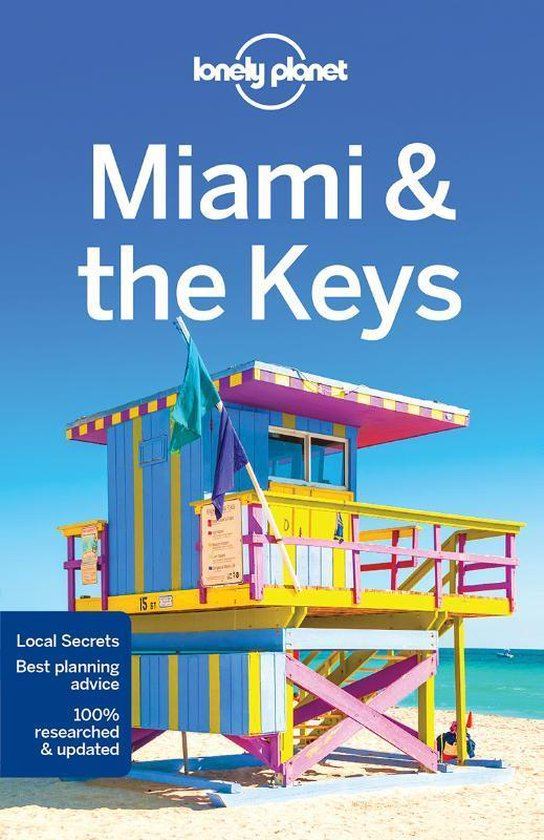 Reisgids: Lonely Planet Miami & the Keys