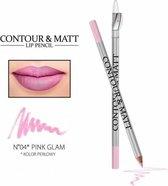 REVERS® Contour & Matt Lip Pencil #4 Pink Glam
