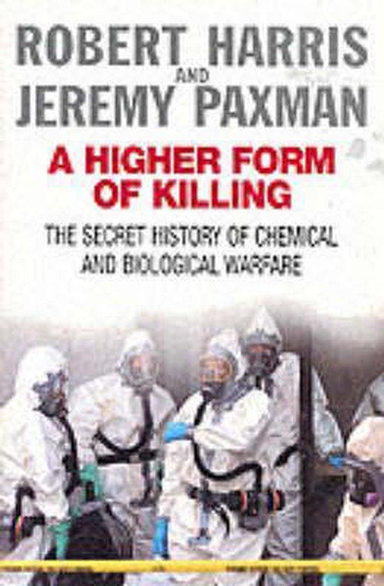 Boek cover A Higher Form of Killing van Jeremy Paxman (Paperback)