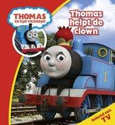 Boek Thomas Thomas helpt de clown