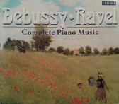 Various - Debussy/Ravel, Complete Piano Music