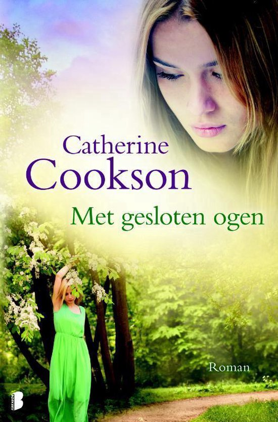 Met gesloten ogen - Catherine Cookson |