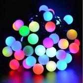 Gekleurde Feestverlichting LED - 50 Lampen - 15 m - Multi kleur