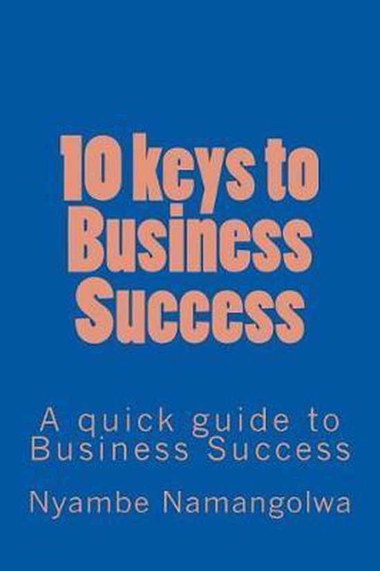 10 Keys to Business Success