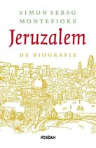 Boek cover Jeruzalem van Simon Montefiore