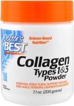 Doctors Best Best Collagen Types 1 & 3 - 200 gram