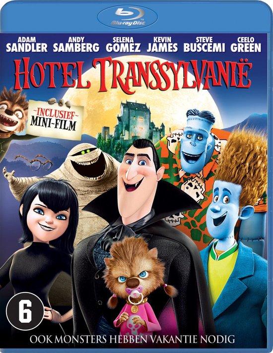 Cover van de film 'Hotel Transylvania'
