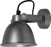 Urban Interiors Industrial  Wandlamp Zink - Stelbaar - Ø12