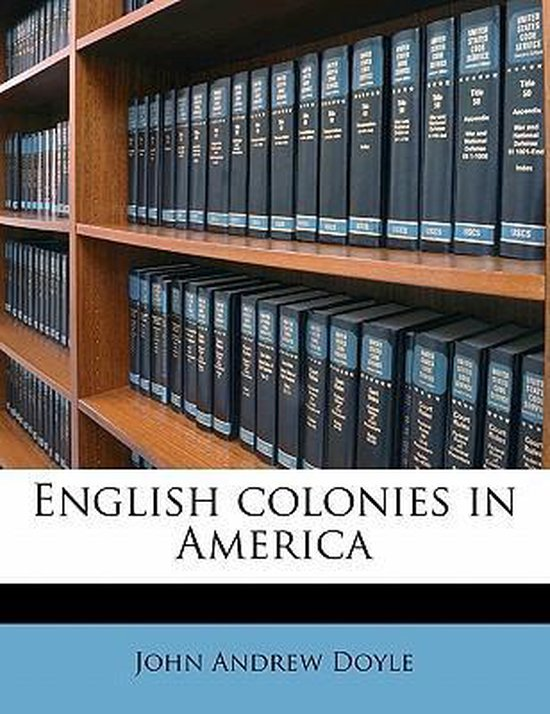 English Colonies in America Volume 02