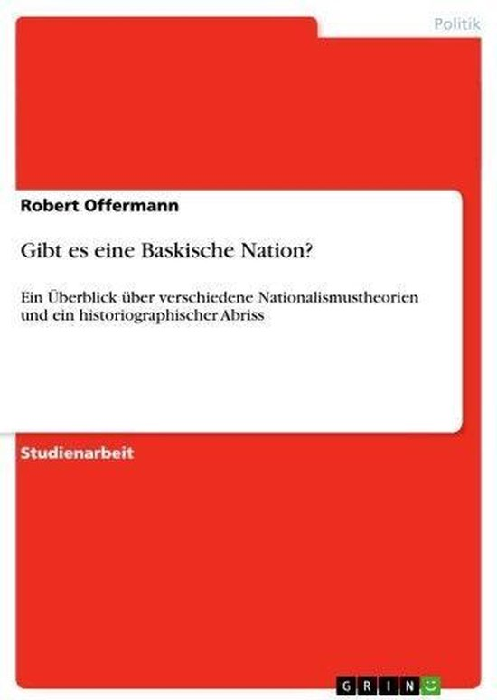 Gibt es eine Baskische Nation?