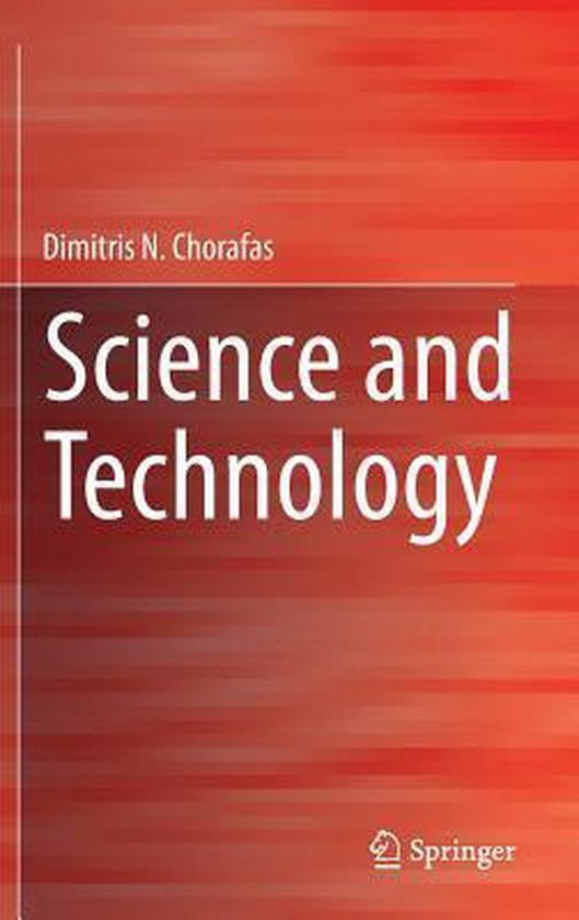 Boek cover Science and Technology van Dimitris N. Chorafas (Hardcover)