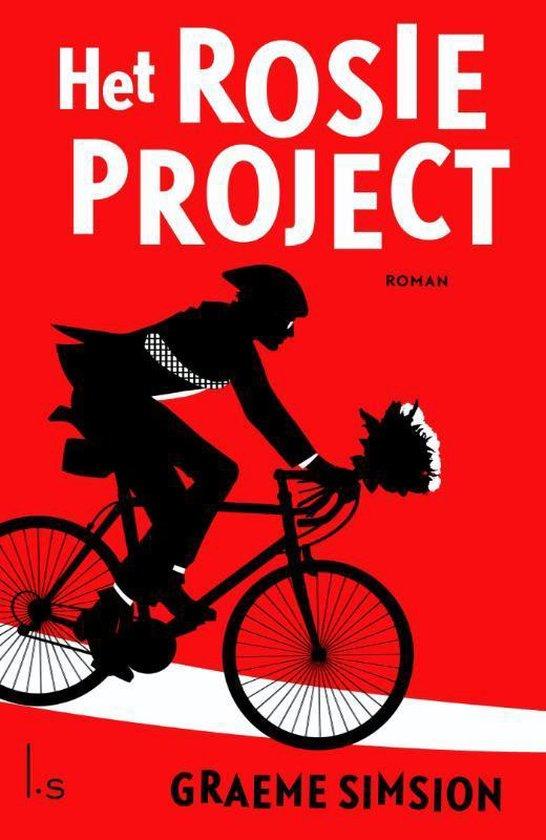 Boek cover Het Rosie project van Graeme Simsion