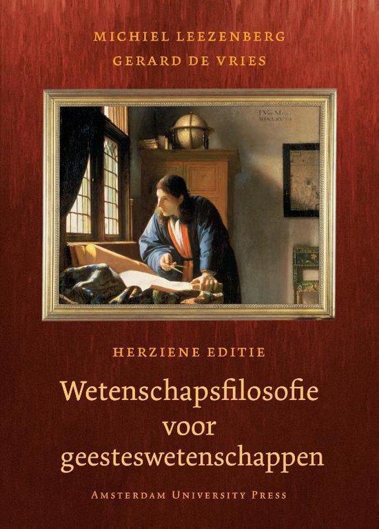 Wetenschapsfilosofie voor geesteswetenschappen - Michiel Leezenberg |