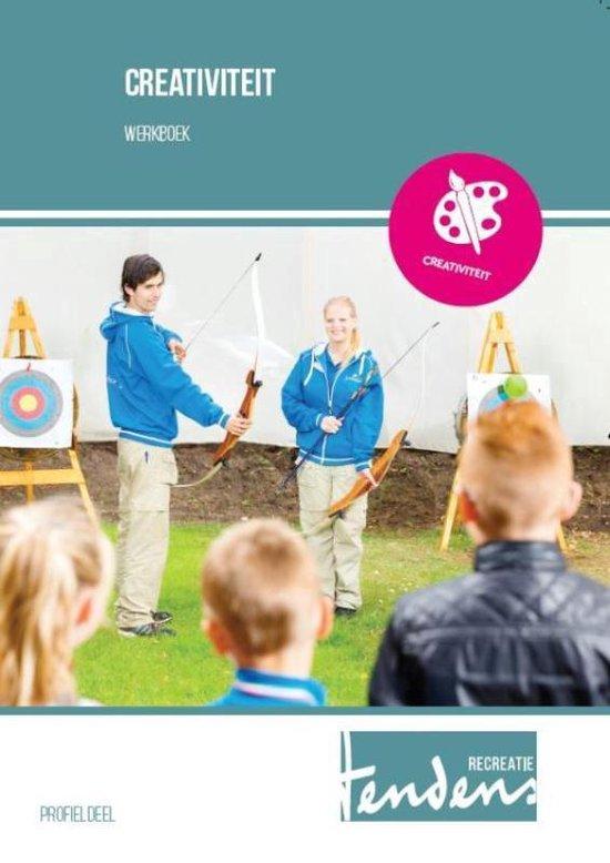 Tendens Recreatie - Creativiteit Werkboek - Carolien Blankendaal   Fthsonline.com