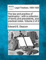 The Law and Practice of Bankruptcy