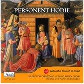 Hogan Simon/Ealing Abbey Choir - Music For Christmas: Personent Hodi