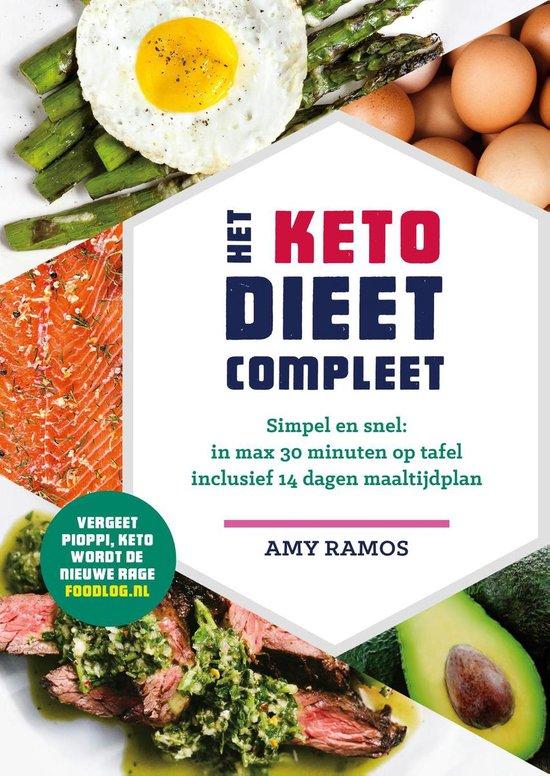 Het keto-dieet compleet - Amy Ramos |