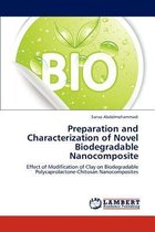 Preparation and Characterization of Novel Biodegradable Nanocomposite