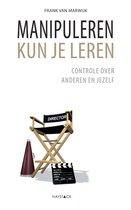 Boek cover Manipuleren kun je leren van Frank van Marwijk (Onbekend)