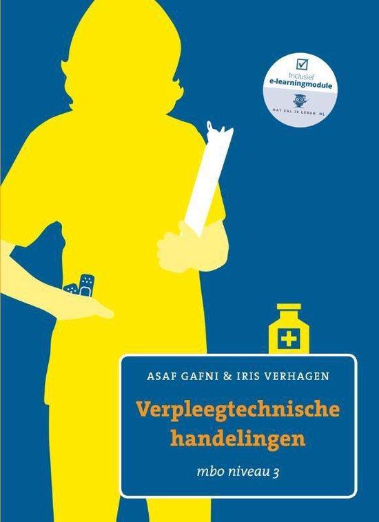 Verpleegtechnische handelingen mbo niveau 3 - Asaf Gafni pdf epub