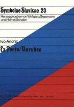Andric, Ivo. Ex Ponto / Unruhen