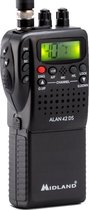 Midland Alan 42 DS AM-FM 27mc portofoon