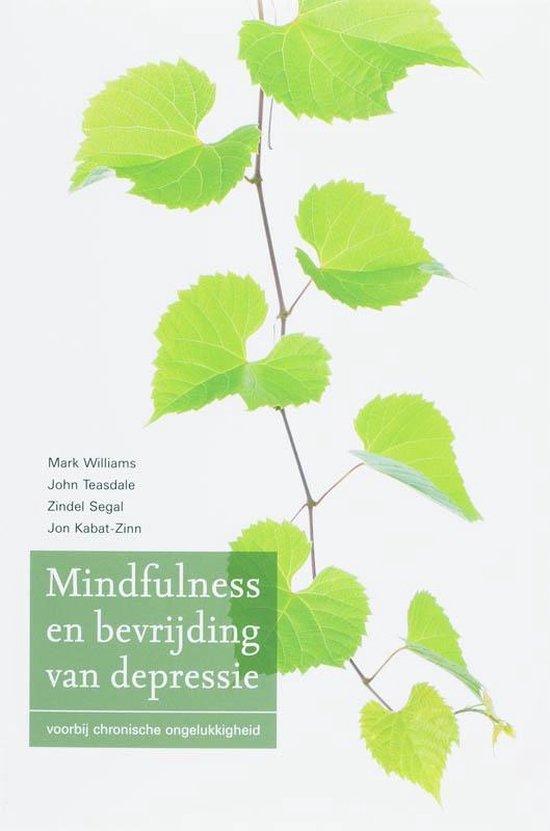 Boek cover Mindfulness en bevrijding van depressie van Mark Williams (Paperback)