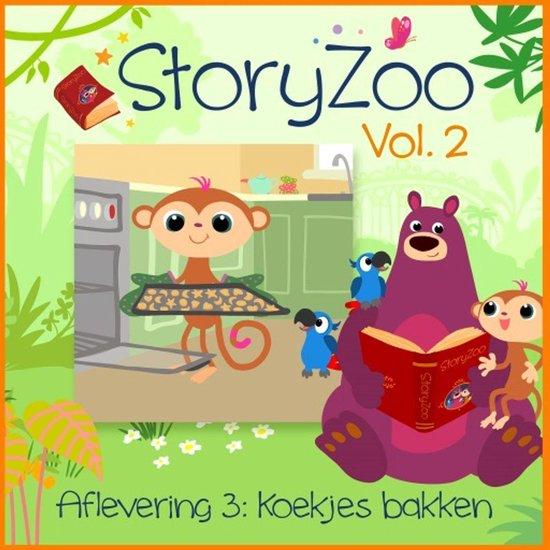 StoryZoo Vol. 2 3 - Koekjes bakken - Storyzoo |