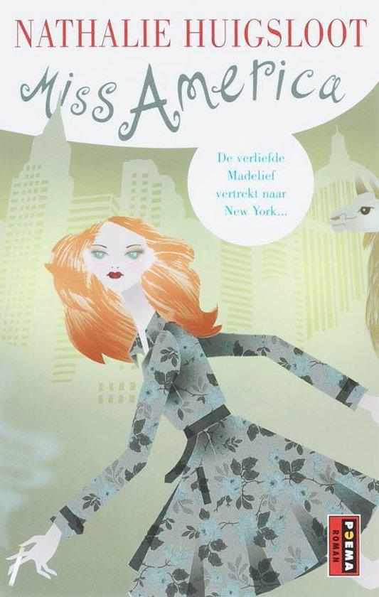 Chicklit-reeks Poema Pocket - Miss America - Nathalie Huigsloot  