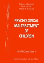 Psychological Maltreatment of Children