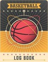 Basketball Log Book